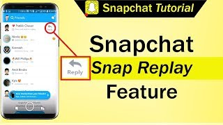 Snapchat Snap Replay Feature