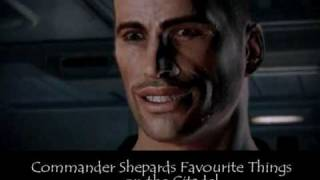 Shepards Favorite Things... on the Citadel - Mass Effect 2