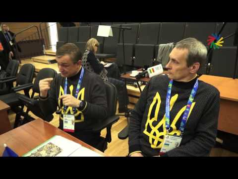 Interview with Leonid Kasitsky, President of Ukrainian Sports Federation of the Deaf