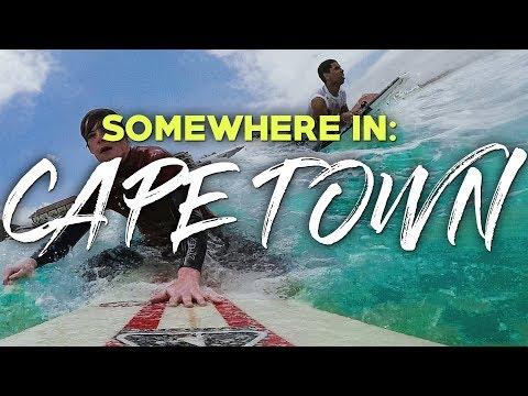 CAPE TOWN STORIES HIGHLIGHTS 2017 - David Mrazek