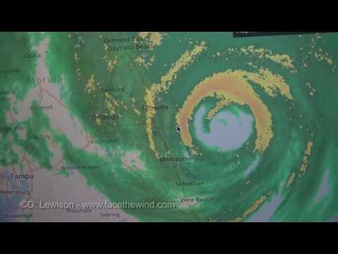 Hurricane Matthew - Cape Canaveral FL