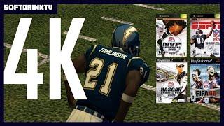 Emulating OLD Sports Games in 4K