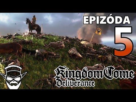 ZNIČENÝ DOMOV ! - Kingdom Come Deliverance / 1080p 60fps / CZ/SK Lets Play / # 5