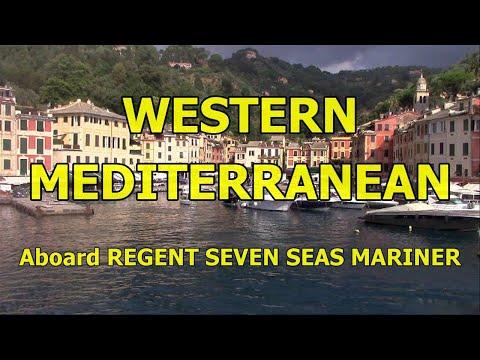 Seven Seas Mariner, Western Mediterranean Cruise, July 2015