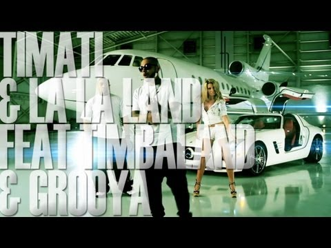 La La Land & Timati Ft Timbaland & Grooya - Not All About The Money (Official Video)