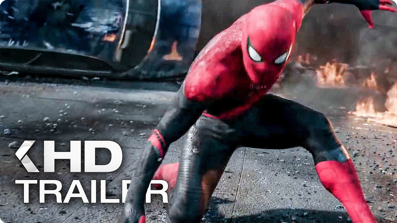 Download SPIDER-MAN: Far From Home All Clips & Trailers (2019)