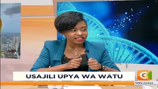 SEMA NA CITIZEN | Ujumuishaji DNA kwenye usajili wa watu [Part 2]