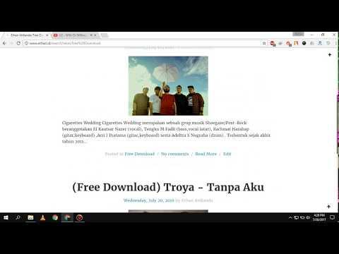 Free Download Lagu Band Lokal di ERHAN ID