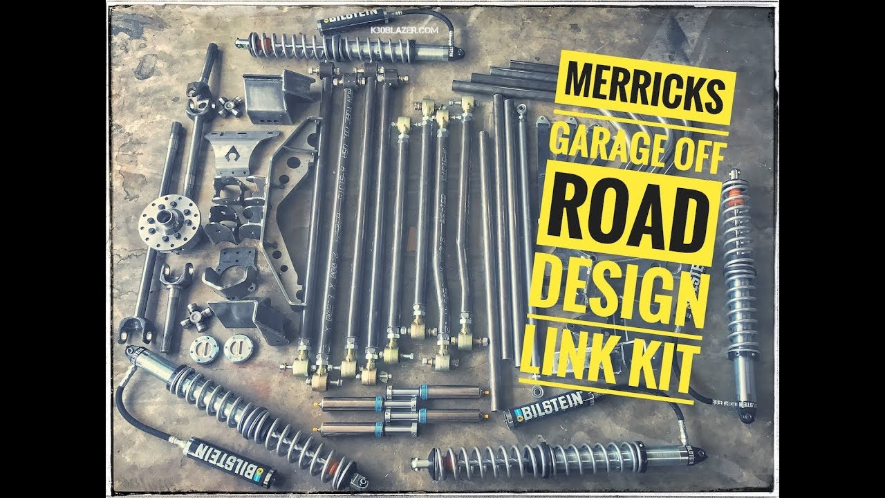 Off Road Design >> Mg 74 Off Road Design Four Link Kit For Squarebodies