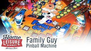 Family Guy Pinball Machine (STERN 2007)