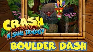 Crash Bandicoot N Sane Trilogy   Boulder Dash ITA