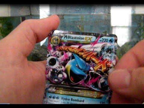 Kleurplaten Pokemon Ex.Pokemon Unwrapped Xy Boosters Part 1 Mega Blastoise Ex 1st Pull