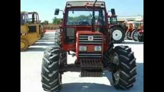 110/90 TRACTOR FIAT .AVI