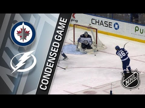 Winnipeg Jets vs Tampa Bay Lightning – Dec. 09, 2017 | Game Highlights | NHL 2017/18. Обзор матча