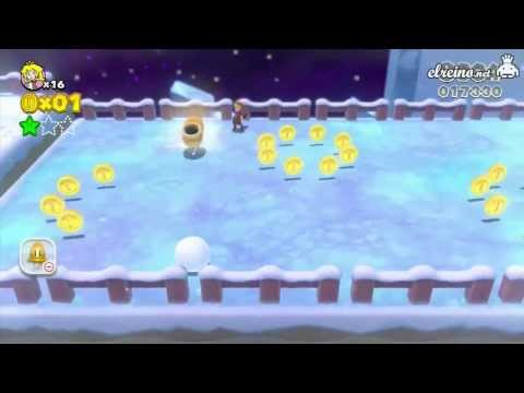 Análisis Super Mario 3D World - Wii U