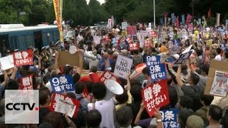 The Heat 04/16/2016 Japan's Security Laws