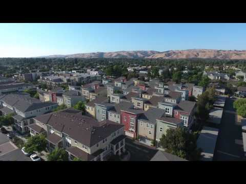 Drone - Fremont, California  in 4K