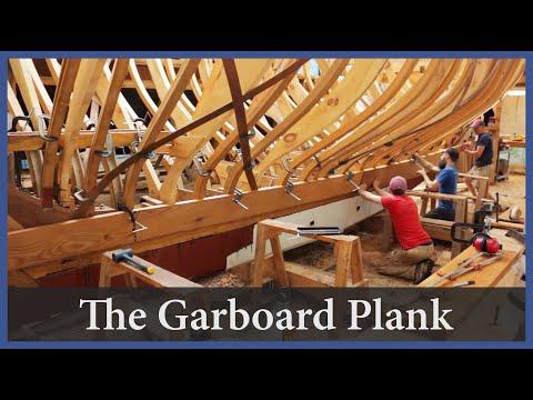 The Garboard Plank - Acorn To Arabella