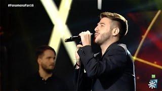 Fenómeno Fan (T2) | Antonio José, en el escenario de Fenómeno Fan