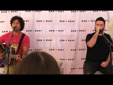 Dan and Shay - How Not To (VIP Backstage Toronto Aug 16, 2018)