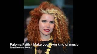 Paloma faith   Make your own kind of music (Tom Newton Remix) Skoda Commercial