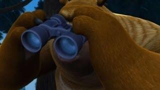 Медведи-соседи 🐻   1 сезон 48 эпизод   Бинокль   Мультики детям