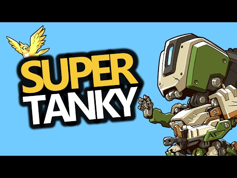 New Bastion Is AN UNKILLABLE GOD! (Overwatch)