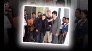 Shah Rukh and Kajol in my name is khan