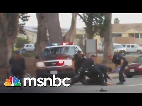 Video Of Violent Arrest In California | msnbc
