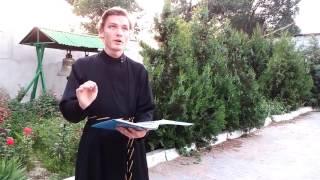 Видео урок № 3 антифон 1