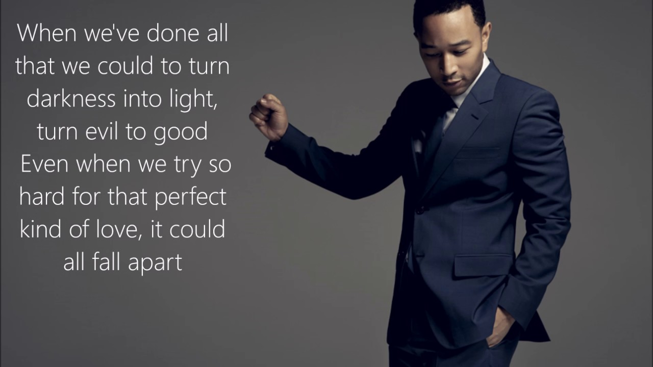 Asylum (John Legend) | The Lyrics of