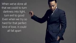 Baixar John Legend - Love Me Now | Lyrics on Screen