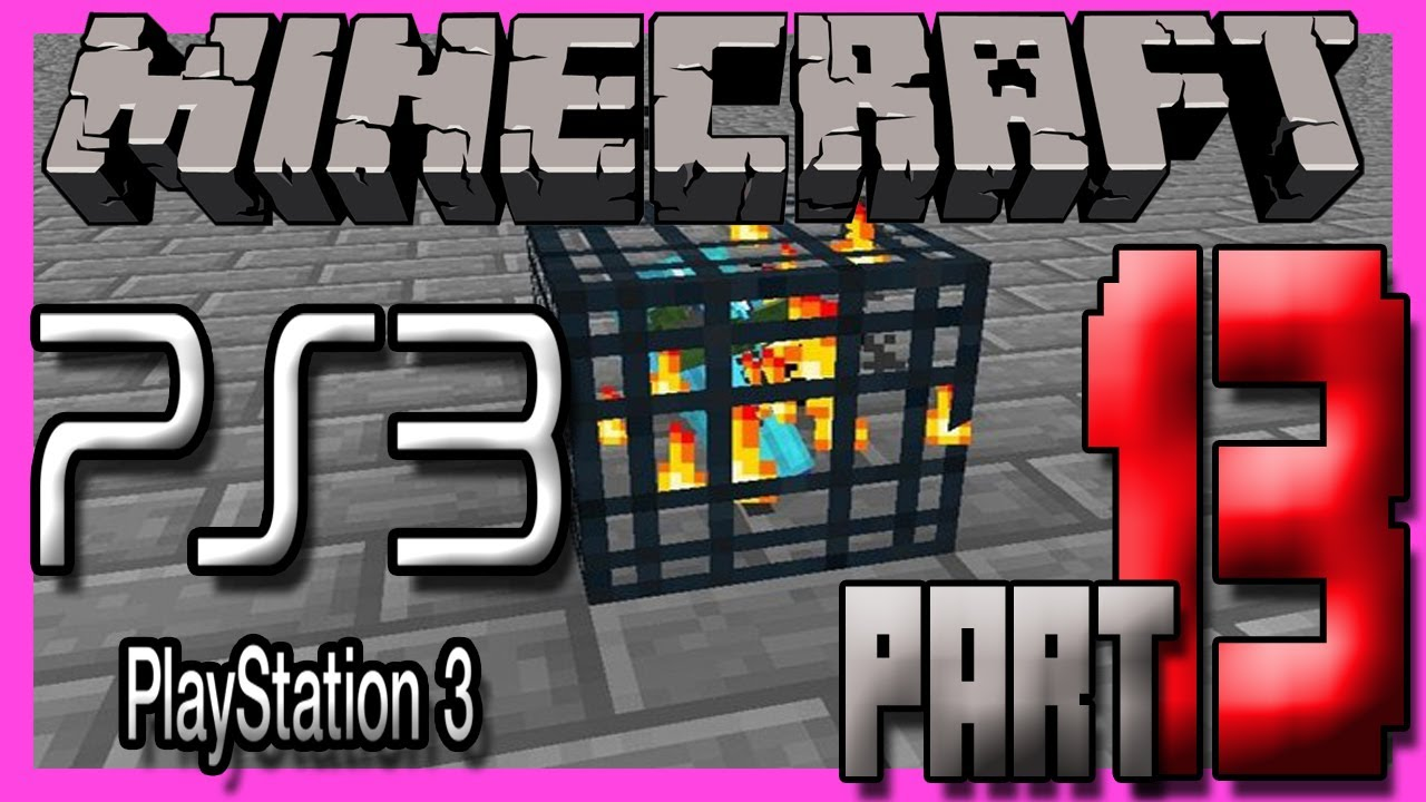 how to make mobs in minecraft ps3