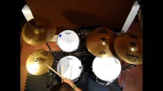 Nirvana - Frances Farmer Will Have Her Revenge On Seattle [Drum cover][In Utero #5]