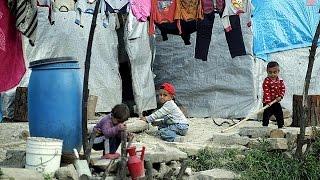 Ραγδαία επιδεινούμενη η ανθρωπιστική κρίση στα σύνορα Συρίας- Τουρκίας