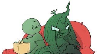 [MLP Comic Dub] Season's Givings - Comic by Shoutingisfun