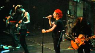 "My Chemical Romance - ""The Ghost of You"" (Live in San Diego 12-12-10)"