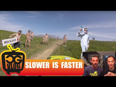 HOW TO WIN 2nd PLACE AT MEGAVALANCHE 2017 ALPE D'HUEZ - Challengers Race Analysis  - CG VLOG #192