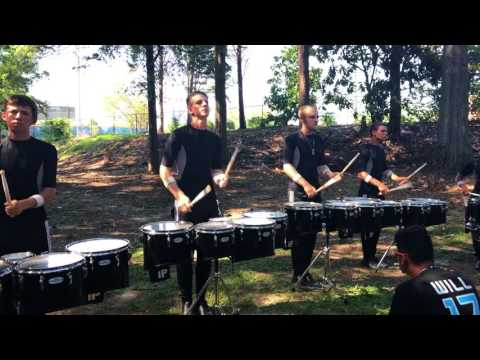 Spirit Of Atlanta Drum Line Lot 2017 Atlanta Show