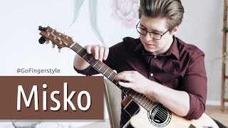 Александр Мисько: Секретные колки и Продвижение своей музыки (интервью GoFingerstyle)