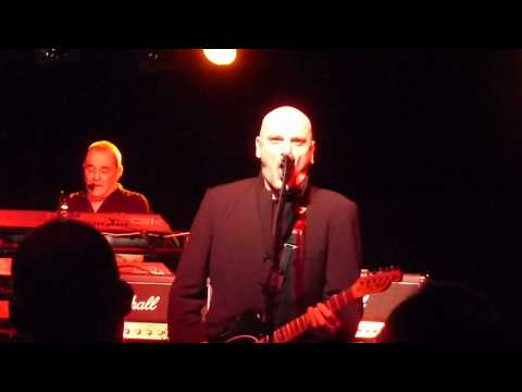The Stranglers - 'Peaches' Live at Rock City, Nottingham 10th March 2014