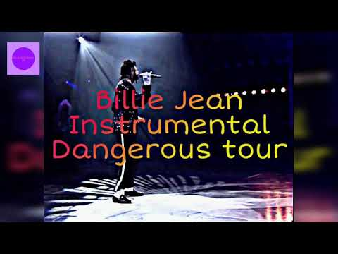Billie Jean instrumental Dangerous tour with background vocals