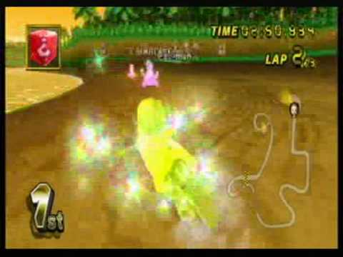 Mario Kart Wii Hack Race 4 Hacker Part 1