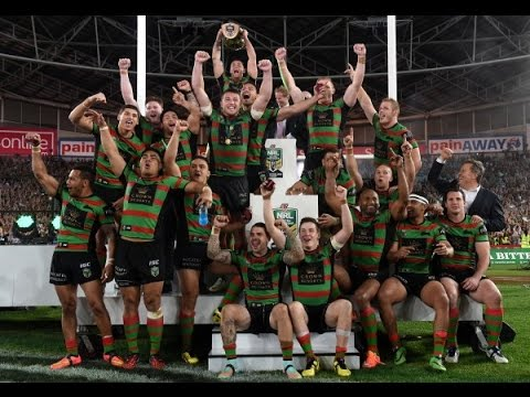 2014 South Sydney Rabbitohs Season Highlights Fcrb Productions Youtube