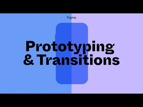 Figma Tutorial: Prototyping & Transitions