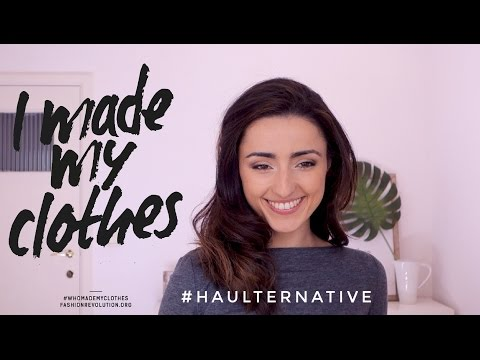 Haulternative | DIY shorts denim | Fashion Revolution Week