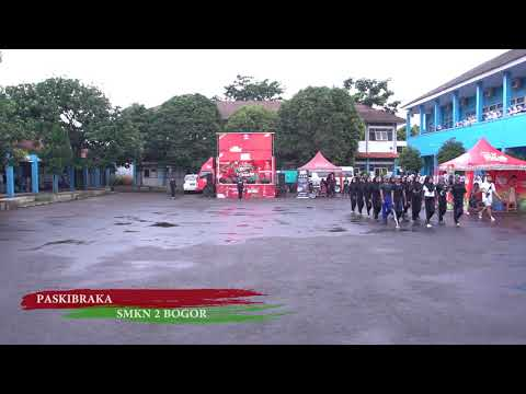 PASKIBRAKA - SMKN 2 Bogor