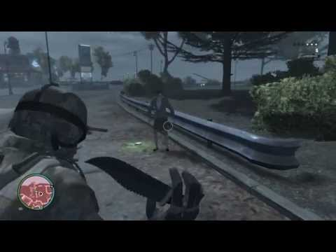 GTA IV - Alternative Arsenal (Weapon Pack)
