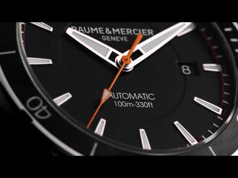 Discover the new Clifton Club watches by Baume & Mercier