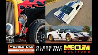 Guess The High Bid Contest Muscle Car Of The Week Episode 286